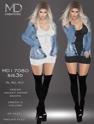 MD17080 - Sis3D