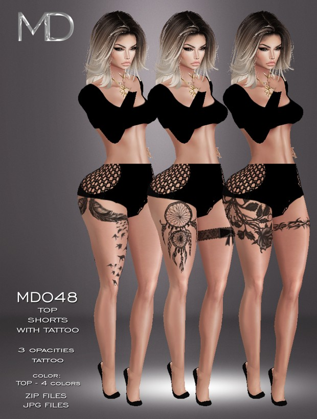 MD048 - Texture