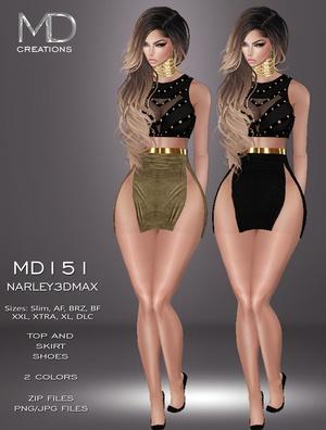 MD151 - Narley3DMAX