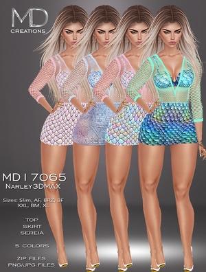MD17065 - Narley3DMAX