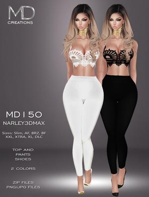 MD150 - Narley3DMAX