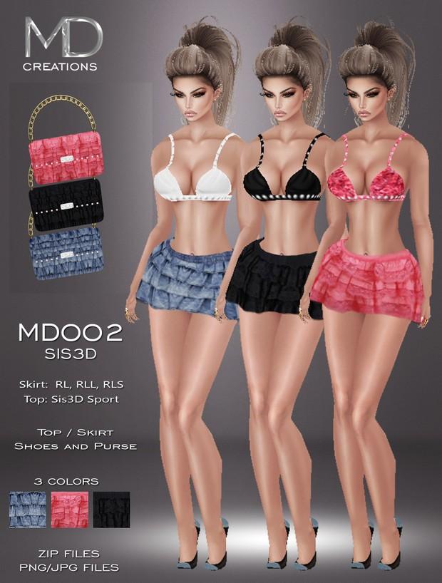 MD002 - SIS3D
