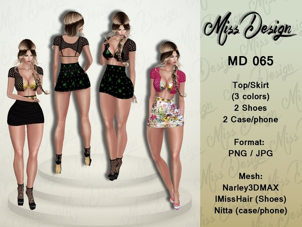 MD065 - Texture