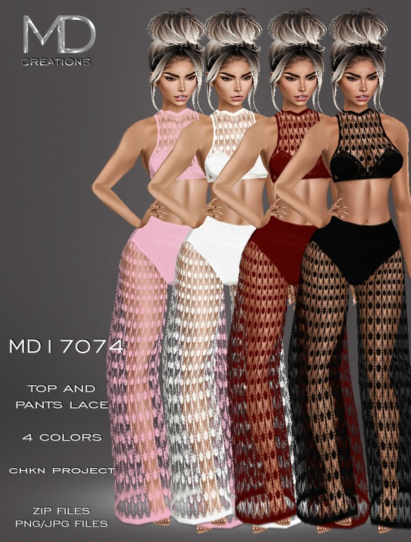 MD17074 - Textures