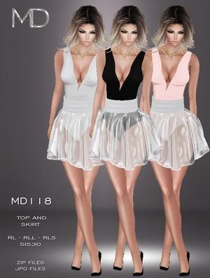 MD118 - Sis3D
