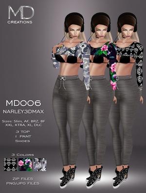 MD006 - Narley3DMAX