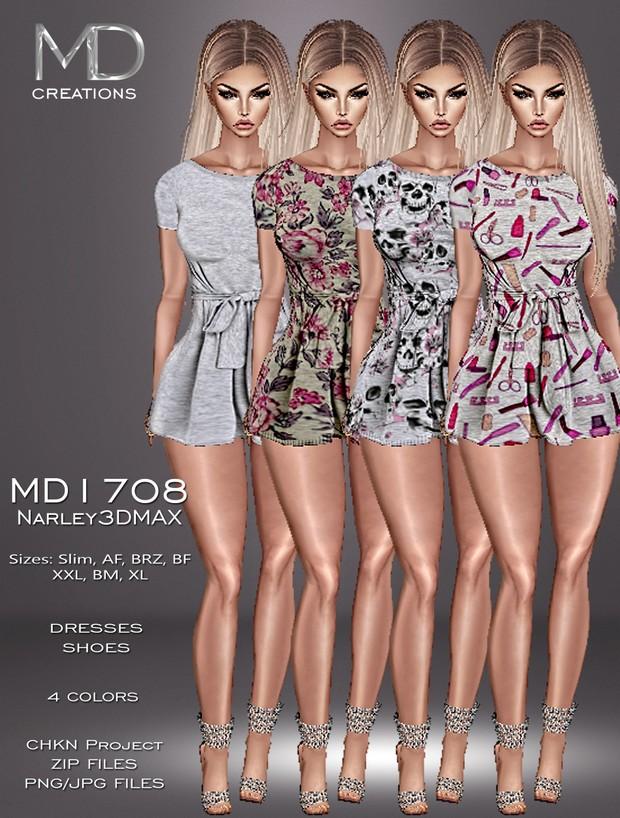 MD17008 - Narley3DMAX