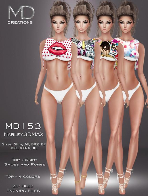 MD153 - Narley3DMAX