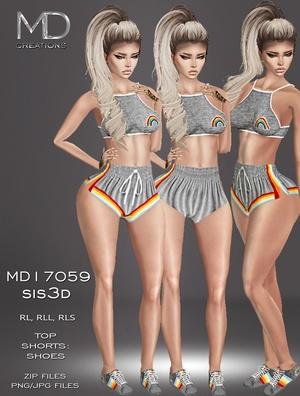 MD17059 - Sis3D - 2 Accounts