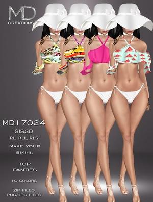 MD17024 - Sis3D - Bikini