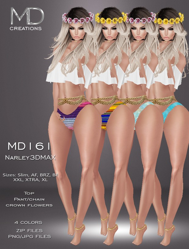 MD161 - Narley3DMAX