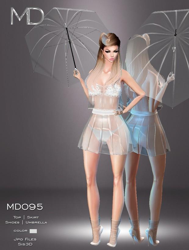 MD095 - Plastic Texture