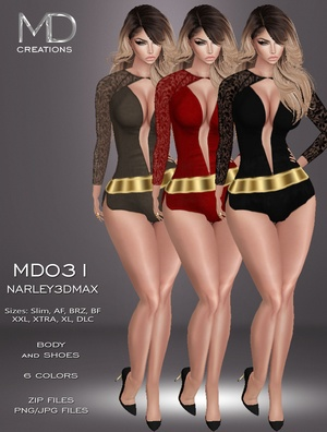 MD031 - Texture - Narley3DMAX