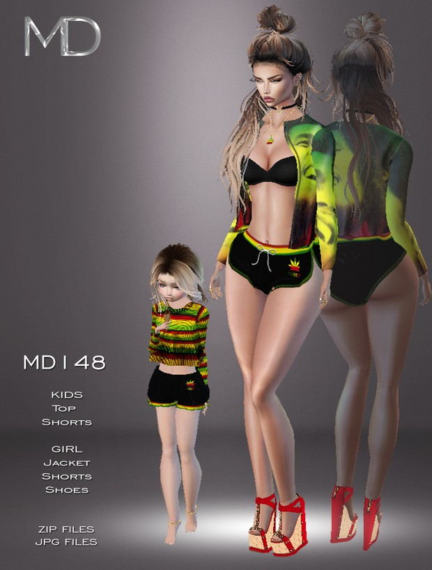 MD148 - Textures