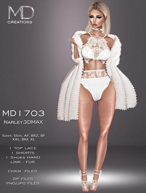 MD17003 - Narley3DMAX