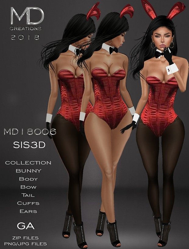 MD18006 - Collection Easter