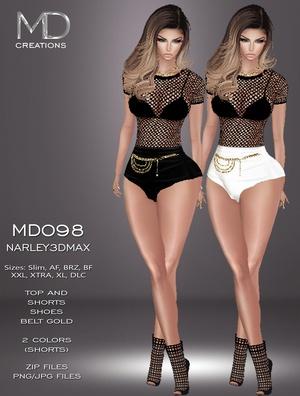 MD098 - Narley3DMAX