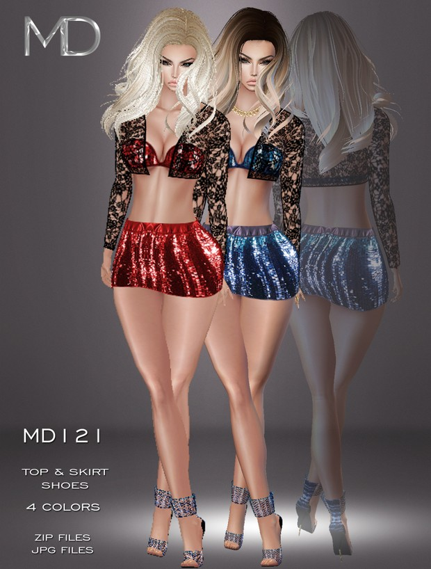 MD121 - Texture