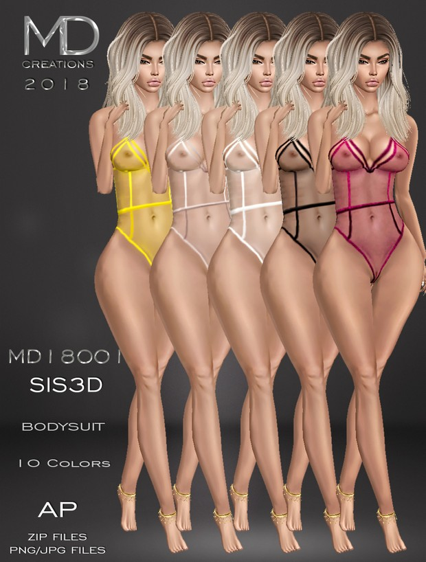 MD18001 - AP - Sis3D