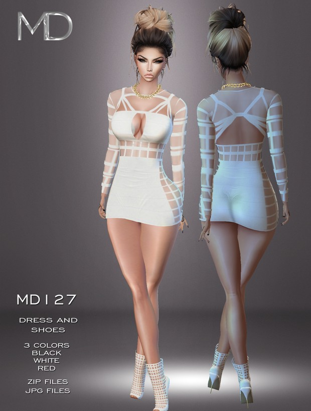 MD127 - Textures