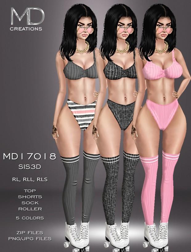 MD17018 - Sis3D