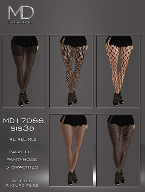 MD17066 - Pantyhose - Pack 01