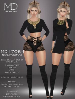MD17084 - Narley3DMAX