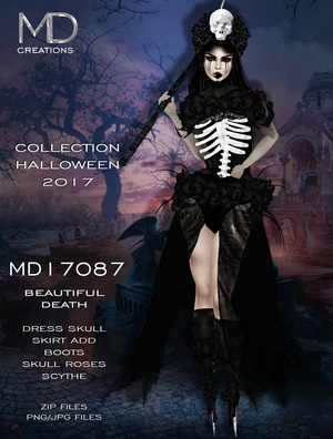 MD17087 - Beautiful Death