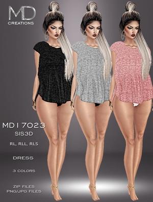 MD17023 - SIS3D