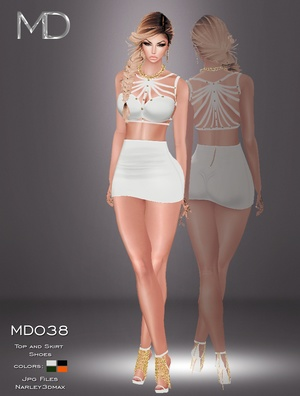 MD038 - Texture