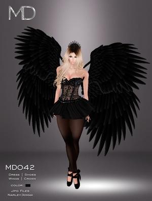 MD042 - Texture - BlackSwan