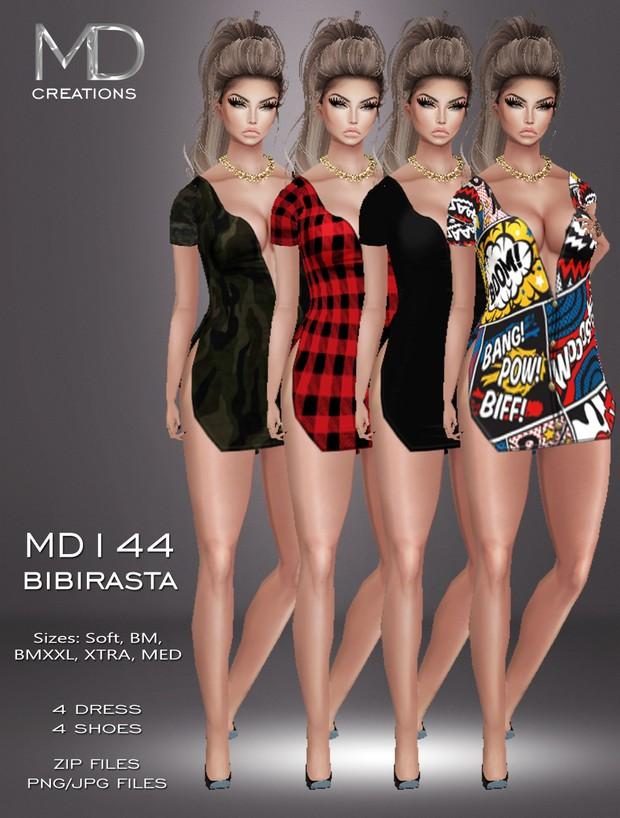 MD144 - Bibirasta