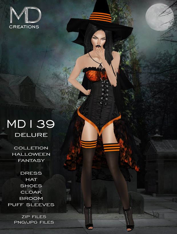MD139 - Collection Halloween