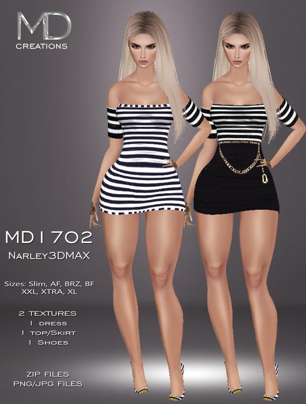 MD17002 - Narley3DMAX