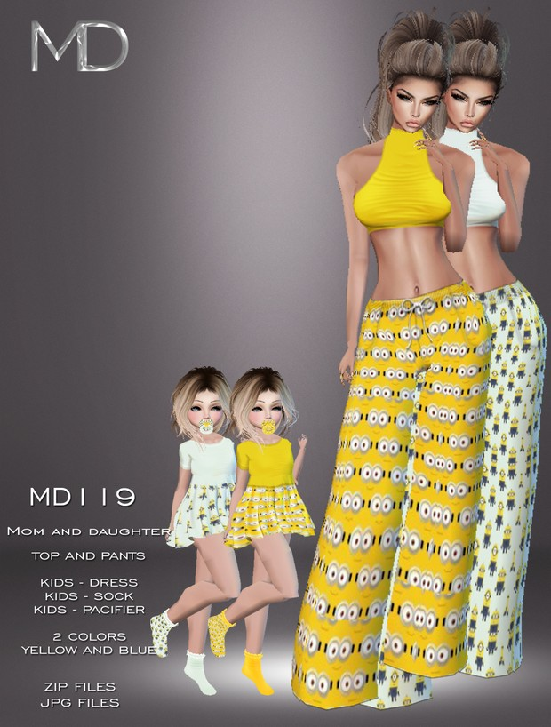 MD119 - Texture