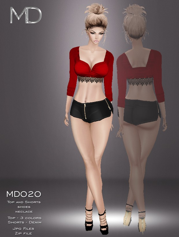 MD020 - Texture