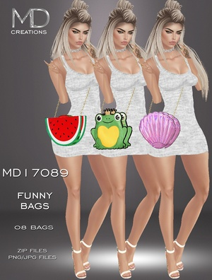 MD17089 - Funny Bags