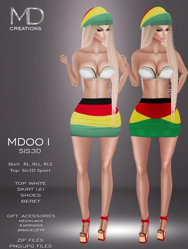 MD001 - Sis3D