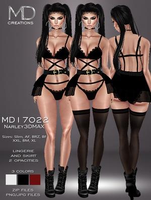 MD17022 - Narley3DMAX