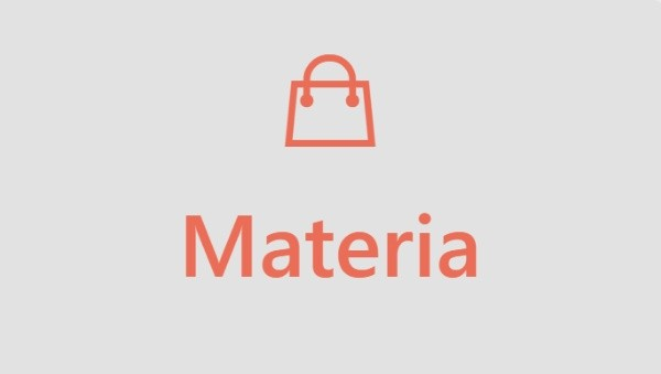 Materia - best e-commerce theme for ionic