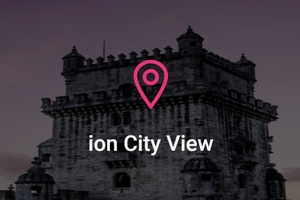ionCity - City & Travel Guide