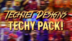 Techy Pack! FIFA 18 GFX PACK