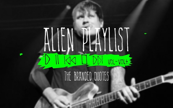 Alien Playlist (Font)
