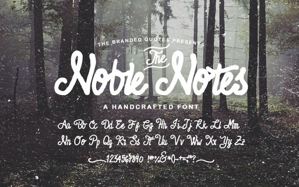 Noble Notes