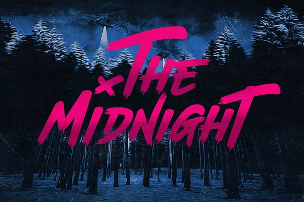 The Midnight Font