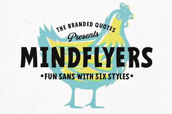 Mindflyers - Sans Serif