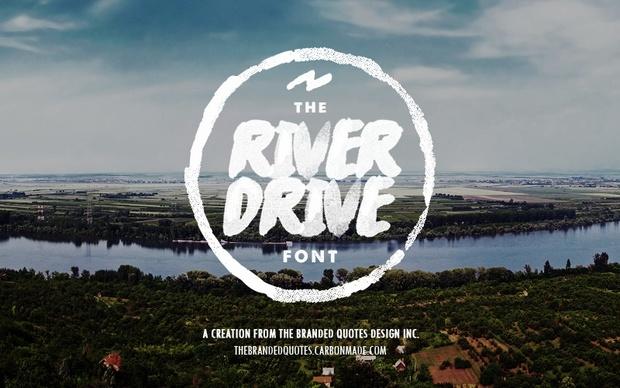 River Drive (Font)