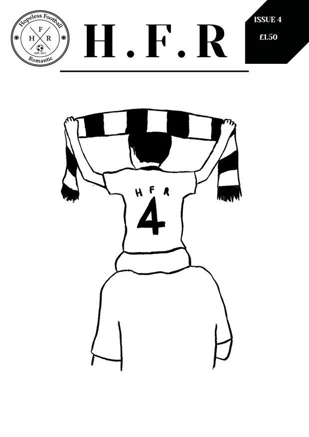 Hopeless Football Romantic Issue 4