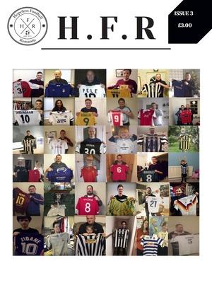 Hopeless Football Romantic Issue 3