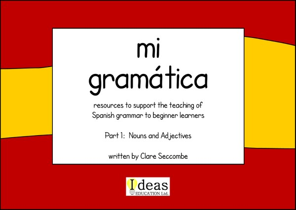 Mi gramática - part 1